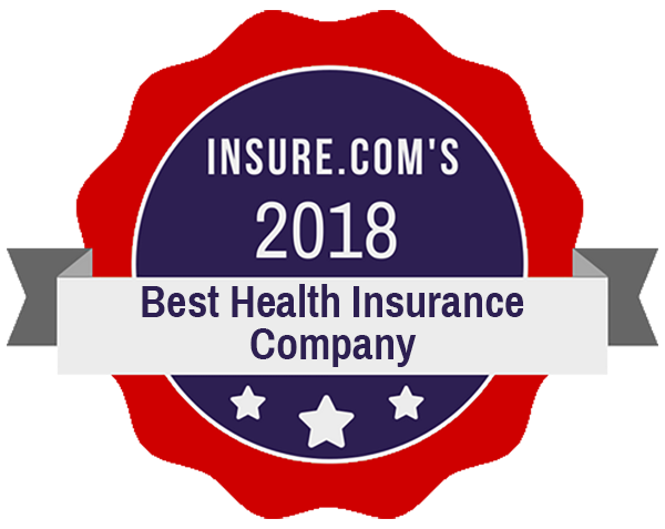 Insure.com seal, Best Health Insurance Company