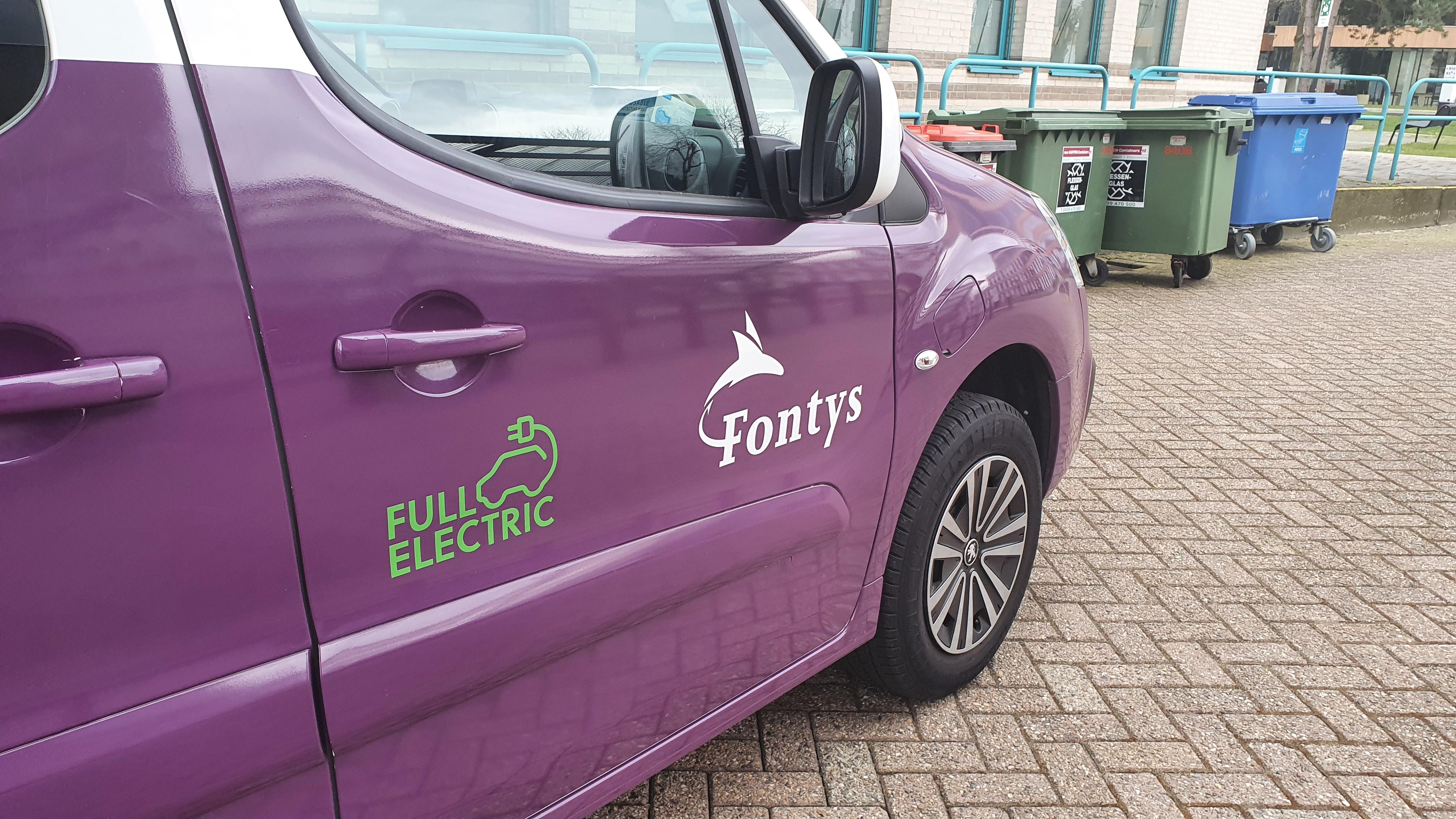 Duurzaamheid kent bij Fontys vele gezichten.