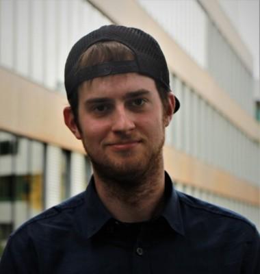 Ict-student Bas Nieuwenbroek