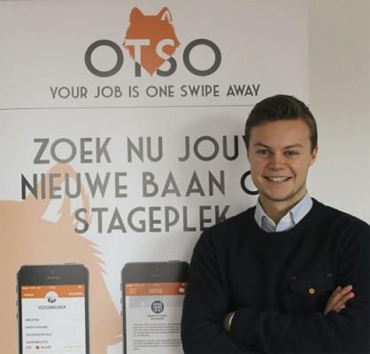 sollicitatie app Hoofdprijs voor sollicitatie app
