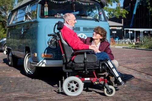 Teun op pad met een oudere voor sTeun en toeverlaat