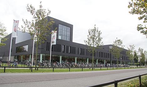 Sporthogeschool in Eindhoven.