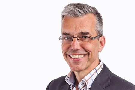 Hans Dekker was programmadirecteur van het experiment bij Fontys.