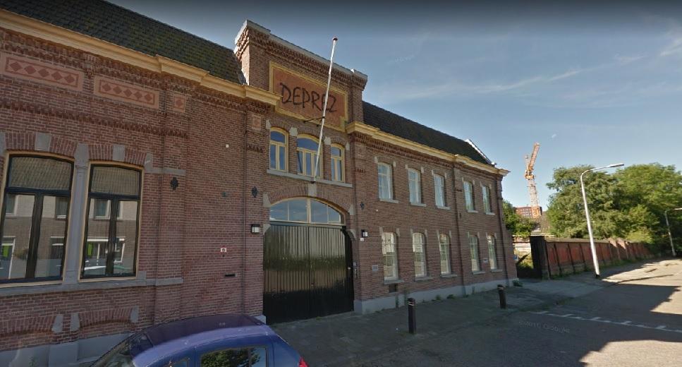 MindLabs, het 'media-innovatielab, is gevestigd in de Tilburgse Spoorzone.