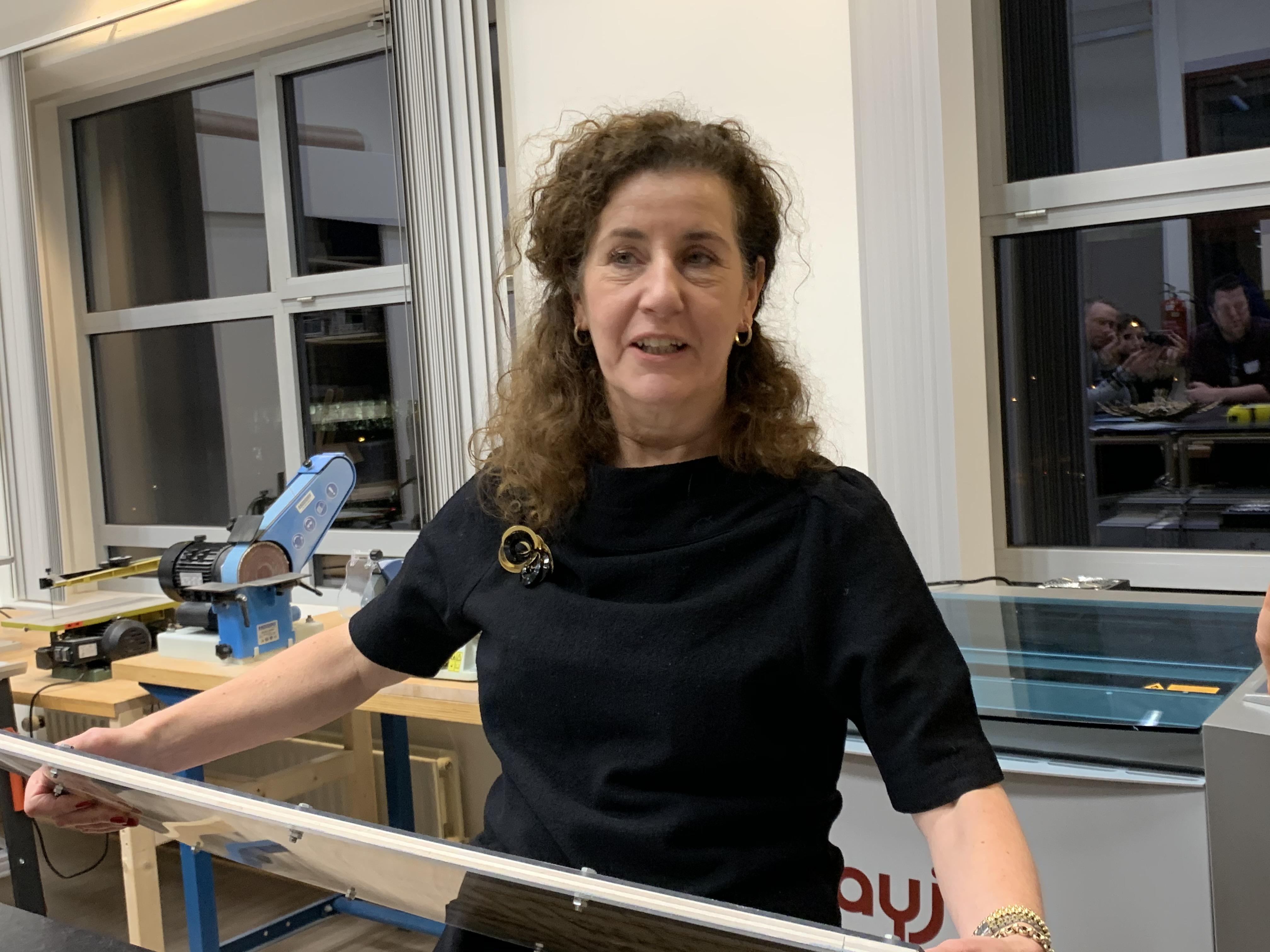 Onderwijsminister Ingrid van Engelshoven