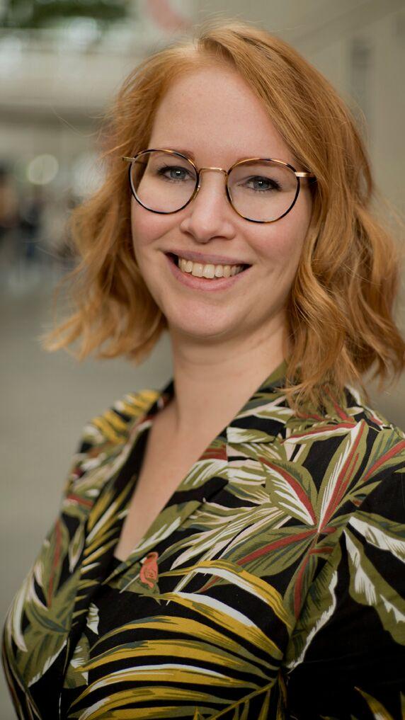Studentenpsycholoog Evelien de Gooijer
