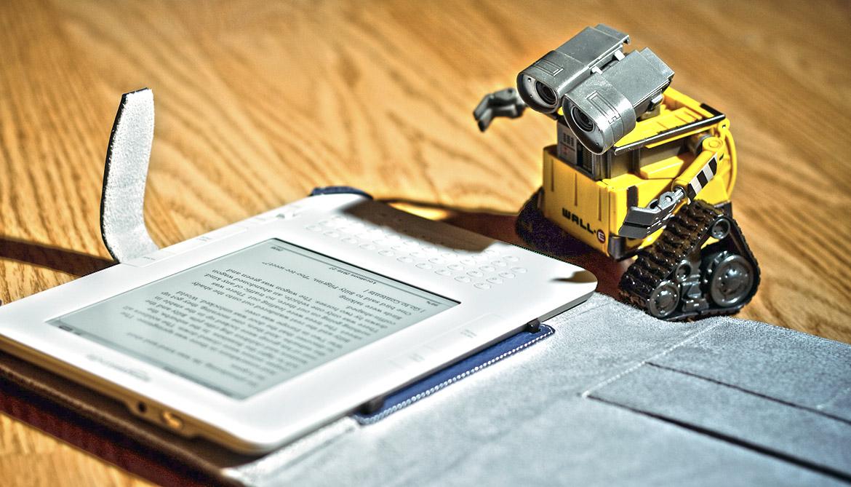 Met AI kunnen robots zelflerend worden gemaakt.