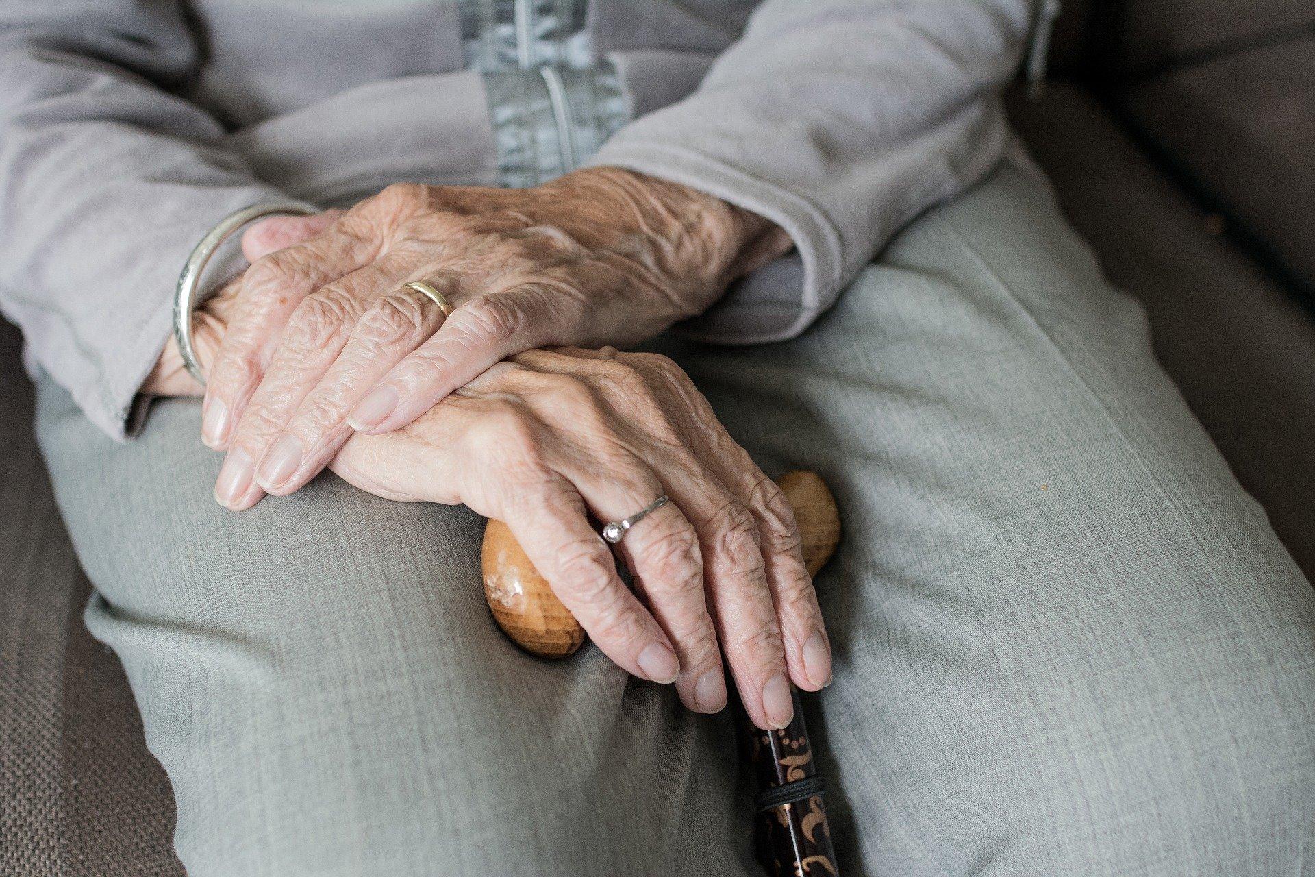 Existentiële eenzaamheid komt eerder onder 85-plussers voor.