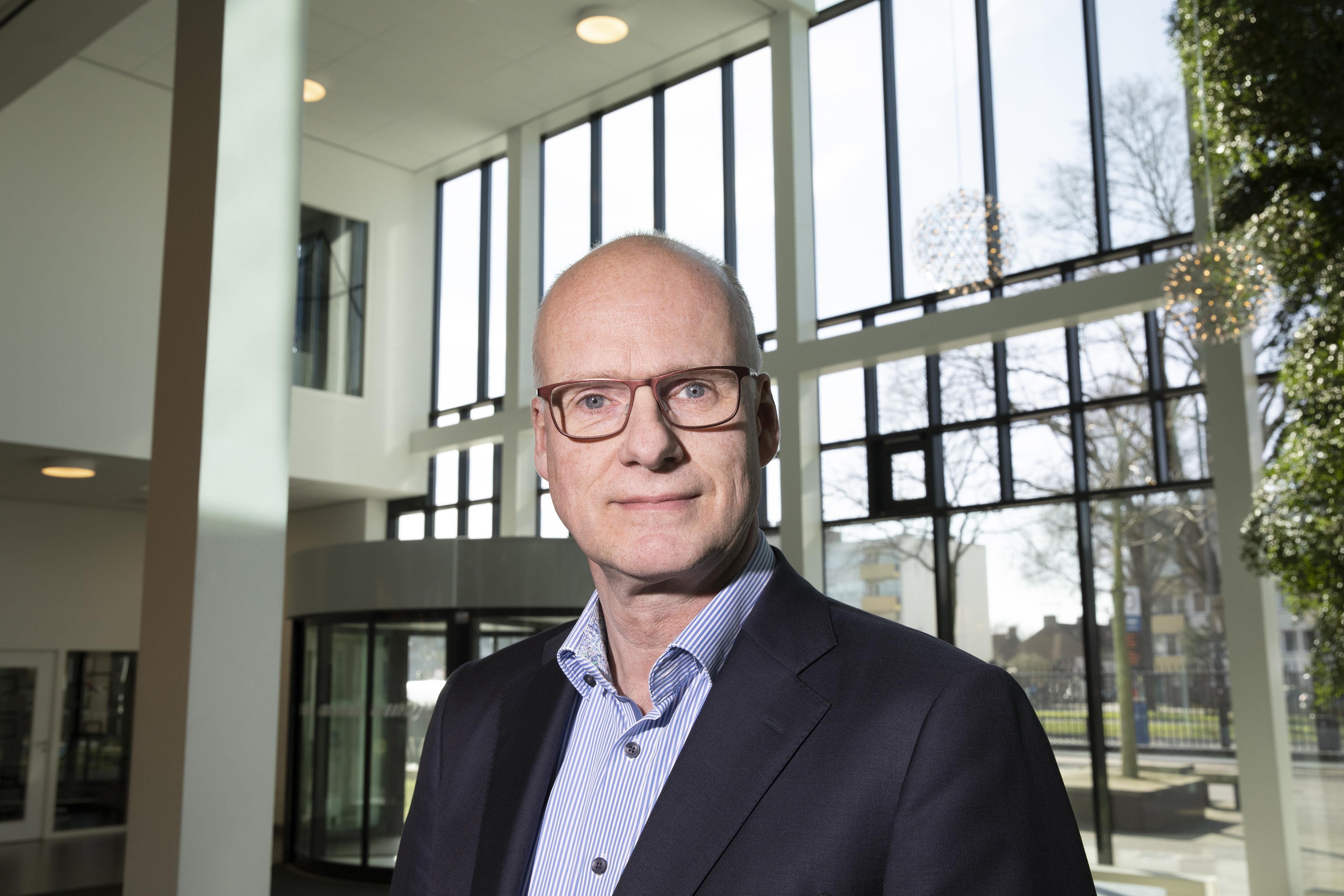 Fontys-bestuursvoorzitter Joep Houterman