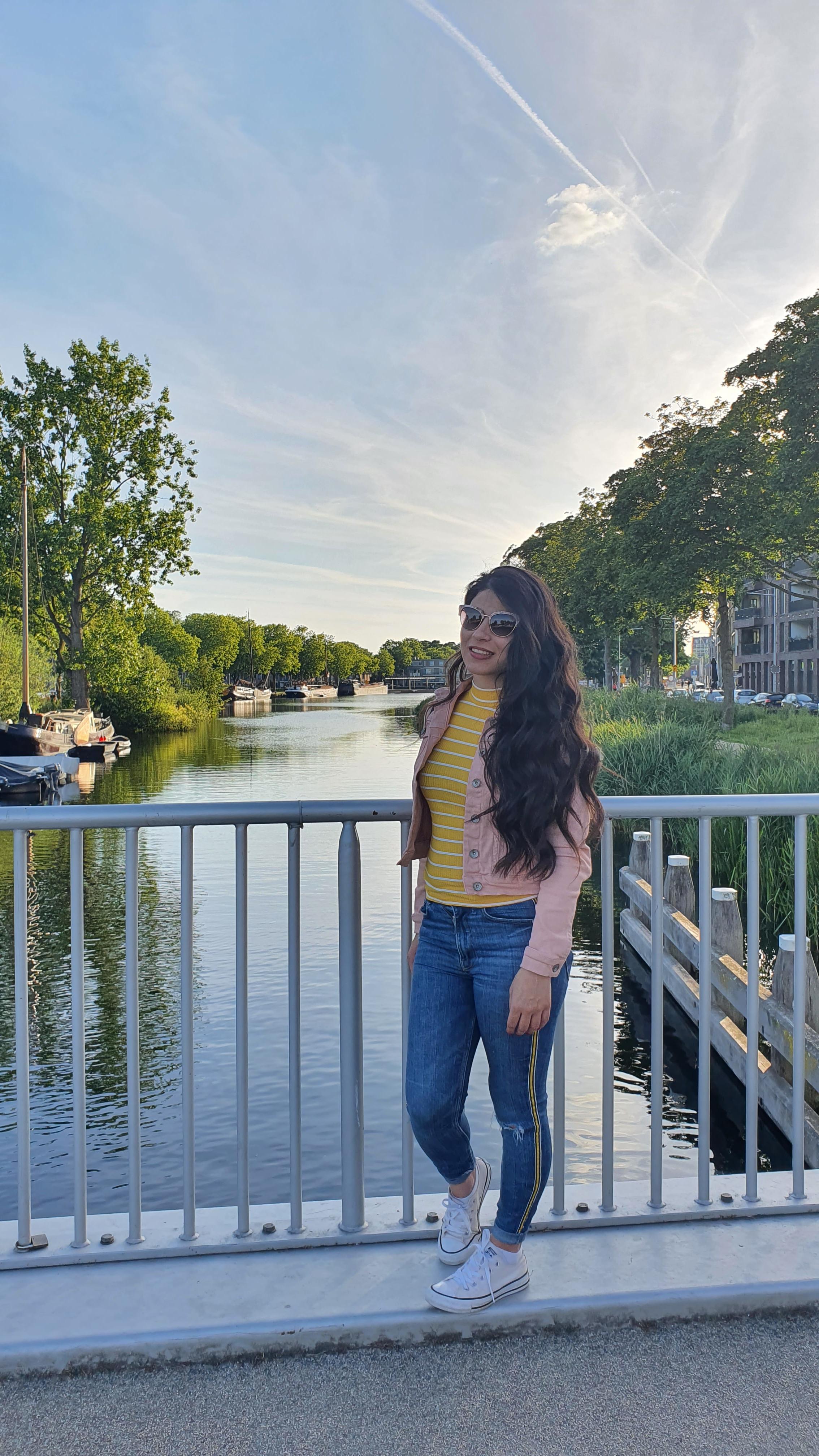 Judi bij de Piushaven in Tilburg