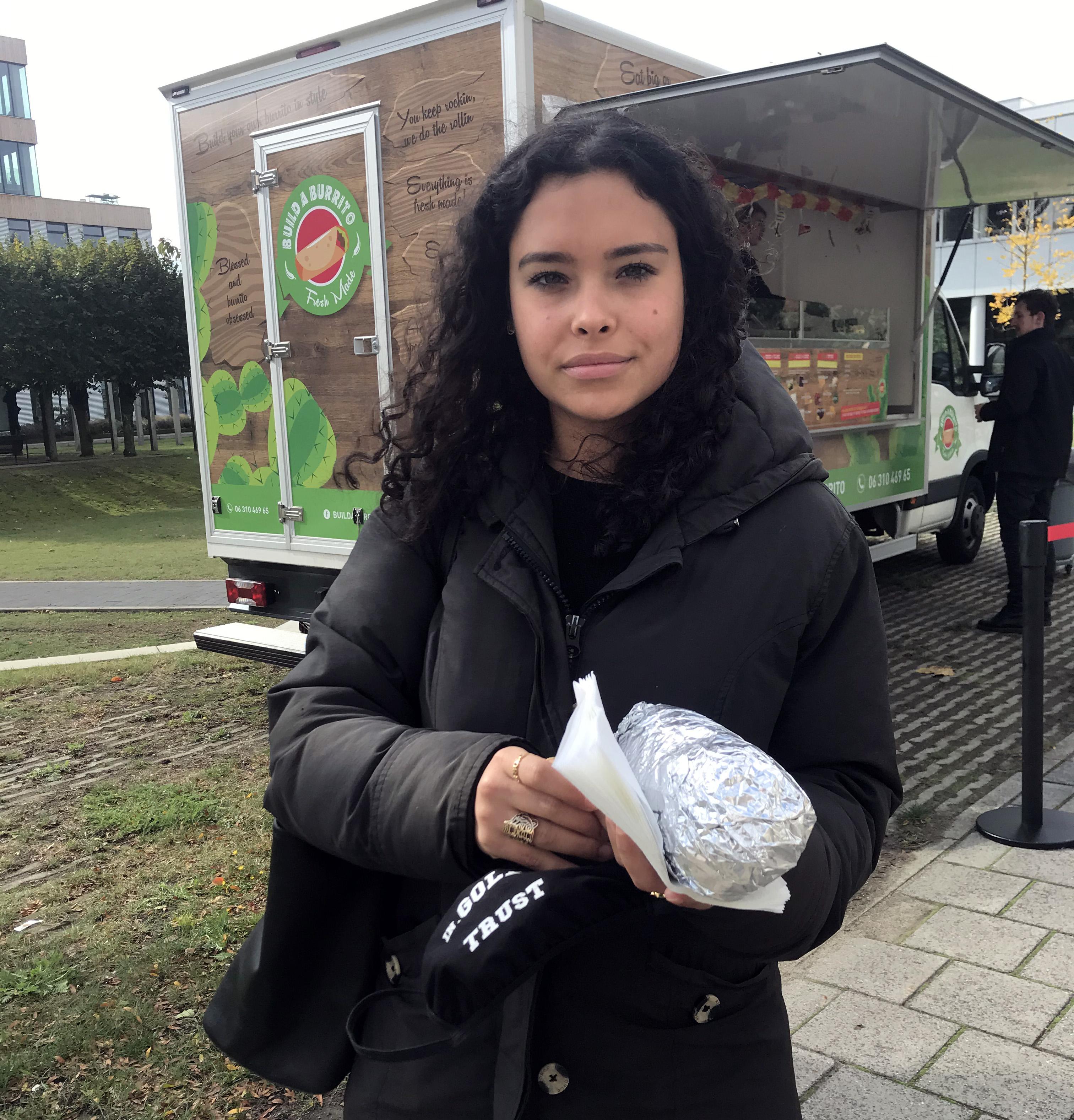 Er was voldoende aanloop bij de proef in Eindhoven.