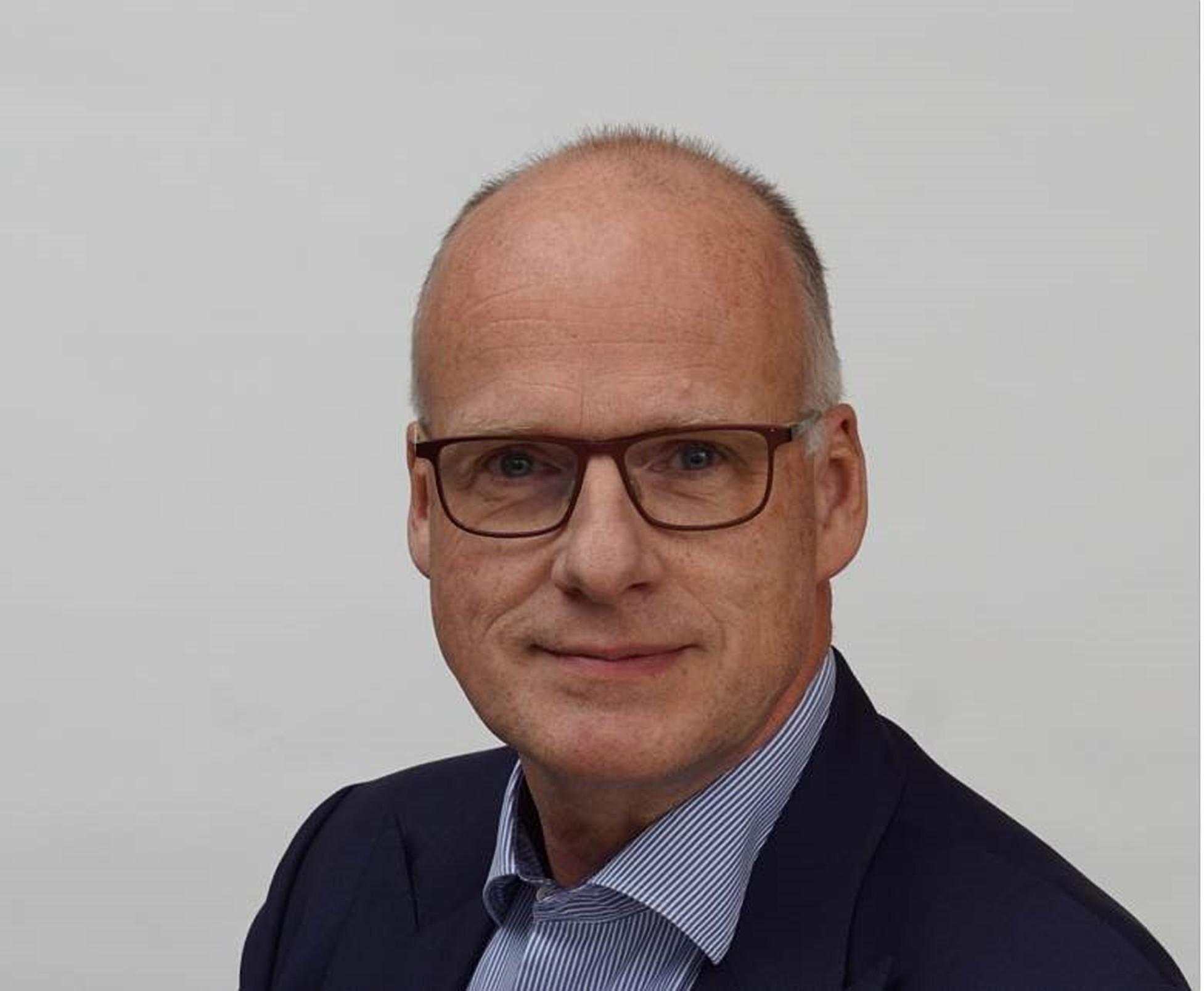 Bestuursvoorzitter Joep Houterman van Fontys