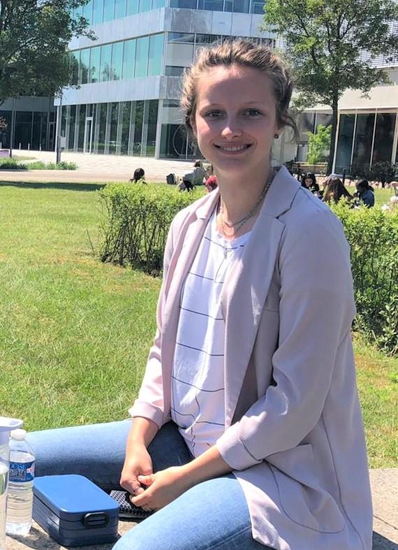 Student pedagogiek Sanne