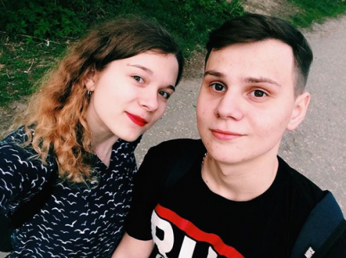Young russian couples #2