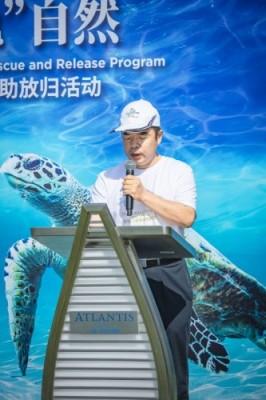 三亚市海棠区政府副调研员 杨青安