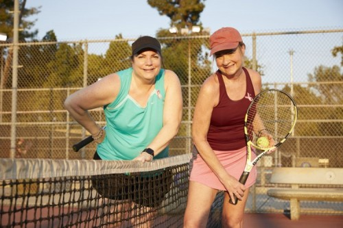 Chance Tennis Game Sparks Unexpected Cancer Support, Friendship