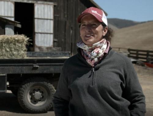 California Rancher Celeste Settrini