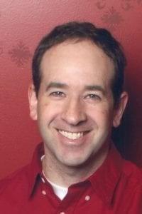 Headshot of Dr. Nick Fogt