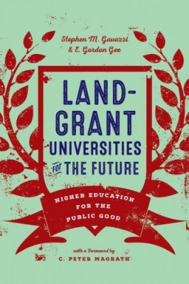 Land-grant universities of the future