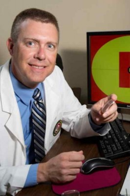 Photo of Dr. Andrew Toole