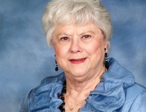 Mary Clare Christensen Albrecht '51