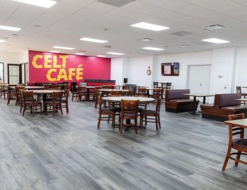 Celt Cafe Remodeled and Expanded