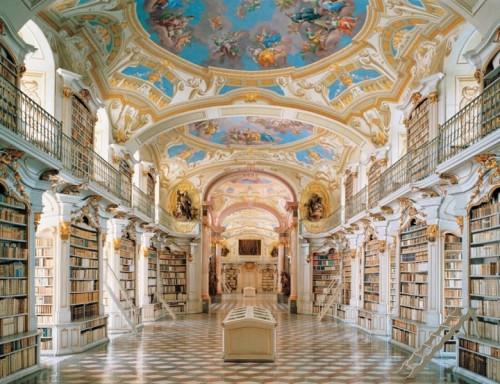 Austrian Abbey Library