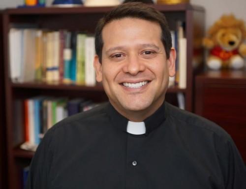 Fr. Dempsey Rosales Acosta
