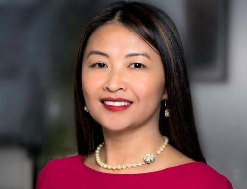 University of St. Thomas Board of Director's Member Sheila Enriquez