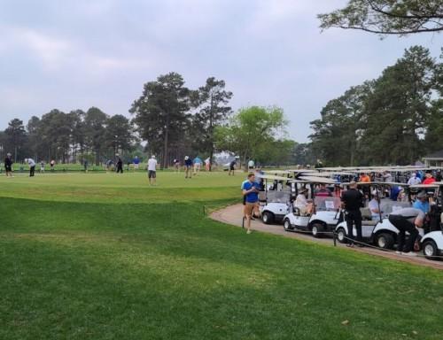 Frassati Catholic High School Golf Tournament
