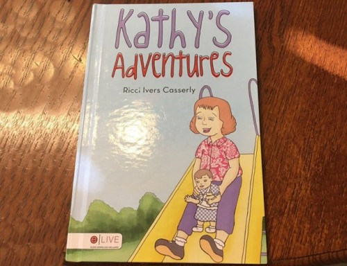 Kathy's Adventures Book Cover