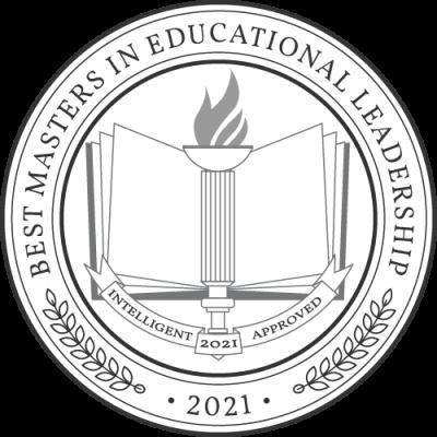 Intelligent.com Ranks Education Leadership Master Degree #5 in nation: Best Hybrid Program