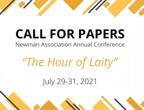Newam Association 2021 conference Call for Papers logo