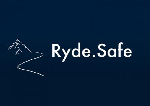 Ryde.Safe logo