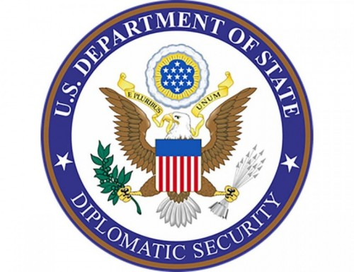 Dept. of State logo
