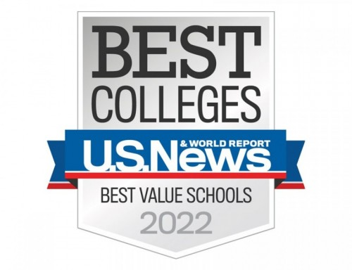 U.S. News & World Report Best Colleges in Regional West 2022