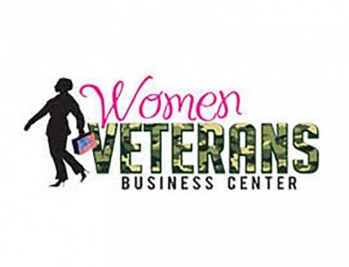 Women Veterans Business Center logo