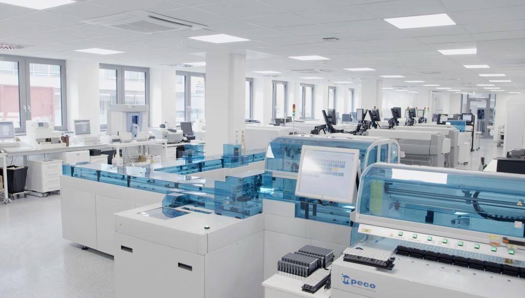 Flex Lab Automation System