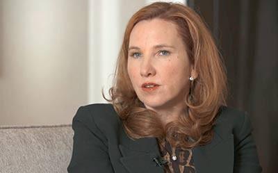 Eira Thomas, CEO Lucara Diamond