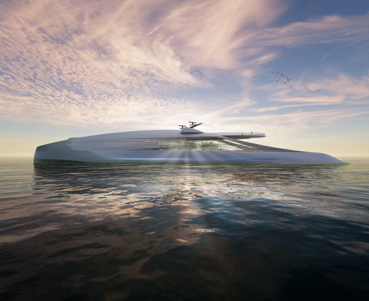 3Deluxe Launches the First Zero-Emission Super-Yacht at the Monaco Yacht Show-As NFT 6