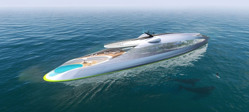 3Deluxe Launches the First Zero-Emission Super-Yacht at the Monaco Yacht Show-As NFT 2