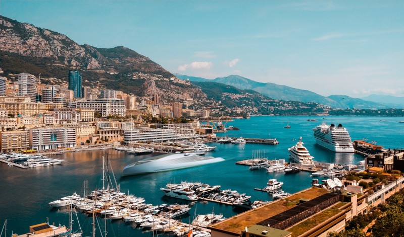 3Deluxe Launches the First Zero-Emission Super-Yacht at the Monaco Yacht Show-As NFT 7