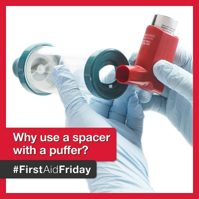 Why use a spacer with a puffer?
