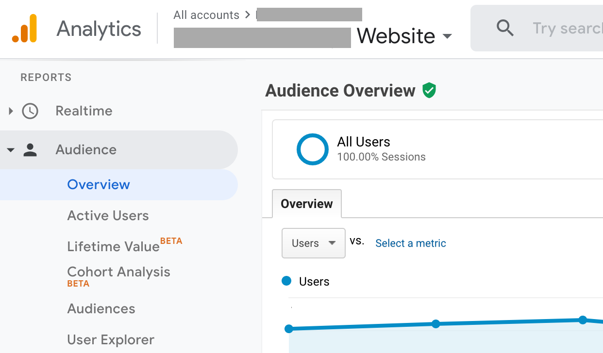Using Google Analytics To Build Your Audience